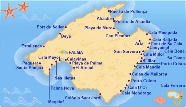 Playa De Palma Hotels