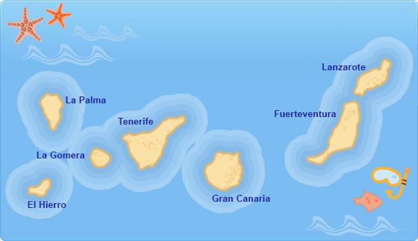 Hoteles en costas de las islas canarias costas atl nticas - Islas canarias con ninos ...