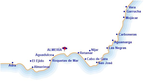 Hoteles En Costa De Almería Centraldereservas Com