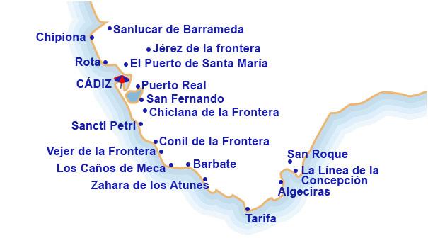 Hoteles En Costa De Cadiz Centraldereservas Com