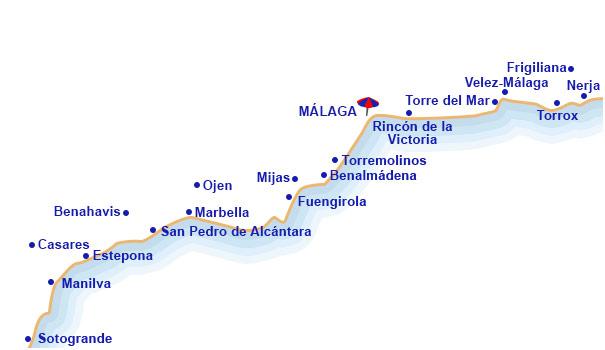 Hoteles en costa del sol tu hotel en - Costa sol almeria ...