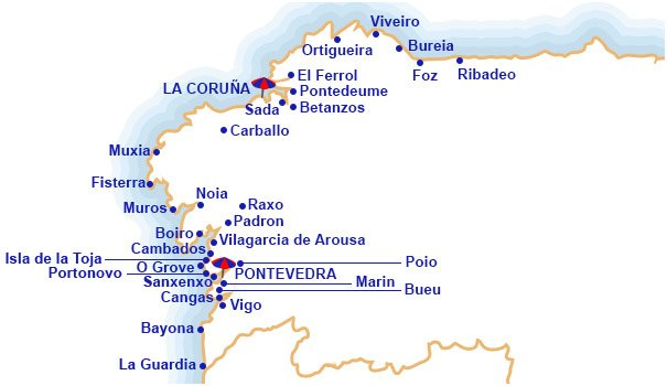Hoteles En Costa De Galicia Centraldereservas Com