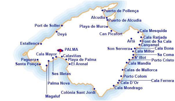 Hoteles En Costa De Mallorca Centraldereservas Com